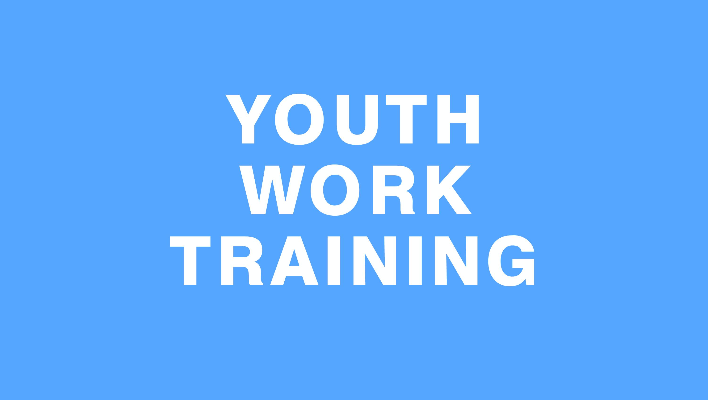 Youth Work Training