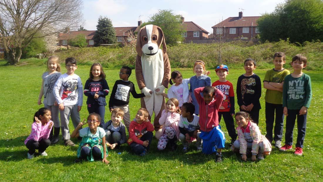hanwell big local humphrey hound kids park