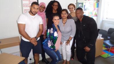 Hanwell big local Mentoring Scheme group