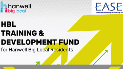 Hanwell Big Local Training and Development