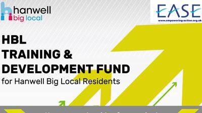 Hanwell Big Local Training and Development