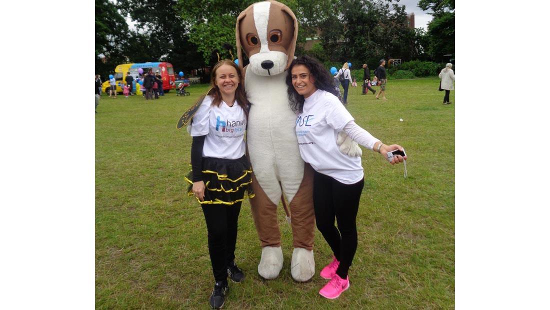 hanwell big local humphrey hound EASE