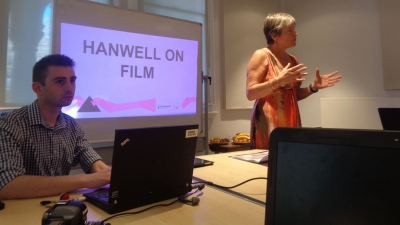 Hanwell on film presentation