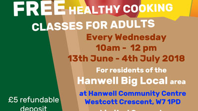 HBL Cooking Classes